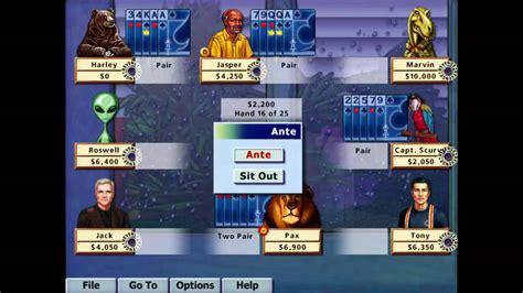 hoyle card games  poker  skat youtube