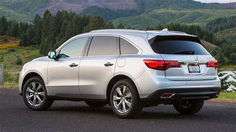 is honda acura acura mdx sh awd 2015 review by car magazine