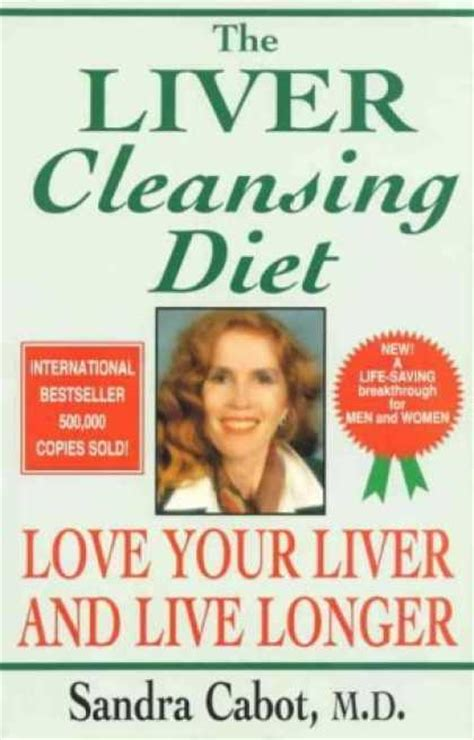 Liver Detox Diet Cabot by Bestsellers 2006 Covers 3100 3149