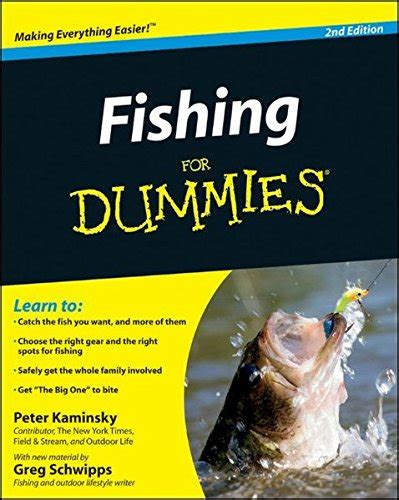 fishing for dummies auto parts
