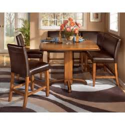 Dining Table Booth Style Chairs Furnitureurbandale 6 Dining Set Pub Table