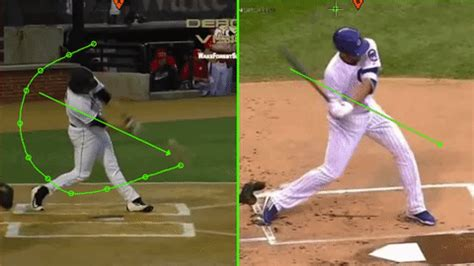 kris bryant swing kris bryant s swing analysis ballplayer plus