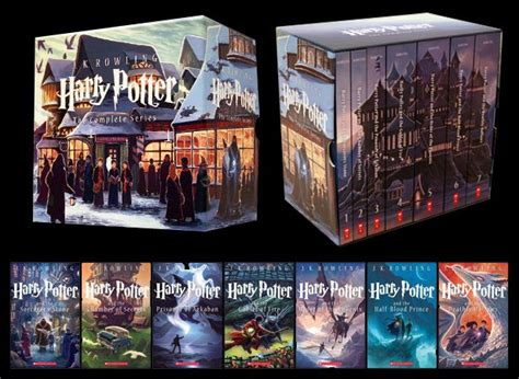 libro harry potter paperback box enter to win a harry potter box set and 3d puzzle