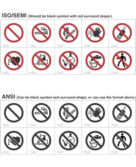 label design guide symbols safety label design guide safety symbols