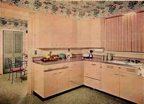 50s kitchen cabinets 61 mamie pink kitchens it s day two immersed in this