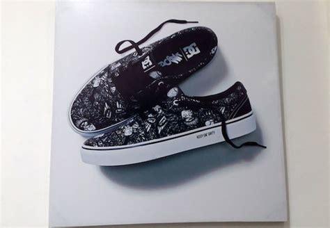 Harga Dc Shoes Indonesia proyek kolaborasi dc shoes bersama darbotz artist