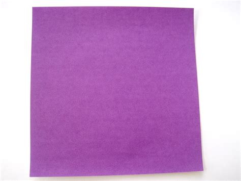 Origami Sheet Of Paper - purple origami paper sheets 50 sheet of violet folding