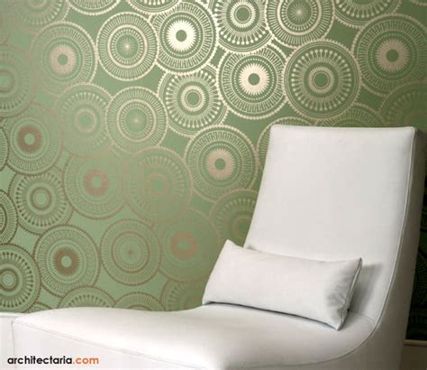 Aplikasi Daun Warna Uk 3x2cm wallpaper dinding kamar tidur aku genius