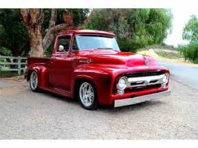 Ford F100 1956 Ford F100 For Sale On Classiccars 29 Available