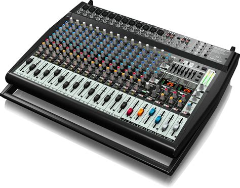 Mixer Behringer pmp6000 powered mixers mixers behringer categories