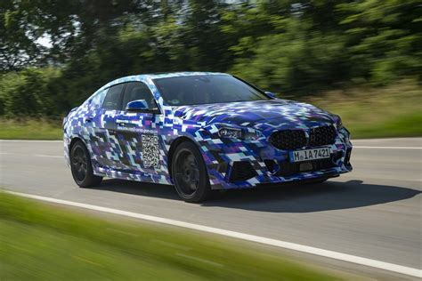 bmw  series gran coupe prototype  drive review