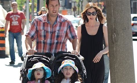 s day adam sandler adam sandler enjoy a relaxed s day with daughters