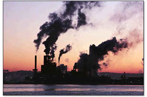 greenhouse gas emissions up 1.4% in 2007, says epa report