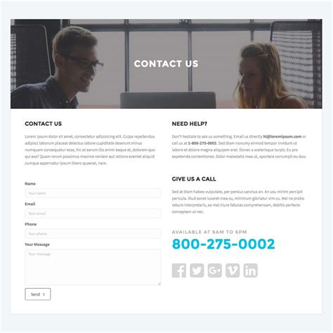 contact us php template modal php contact form for contact us template