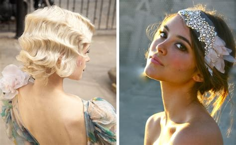 1920 Wedding Hairstyles by 1920s Gatsby Hair Inspiration