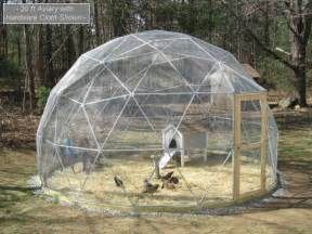 Ikea Mini Greenhouse airy animal enclosures geodesic dome outdoor aviary