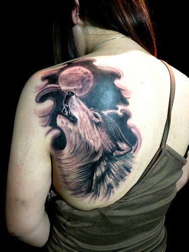 feminine wolf tattoo girlsvilla