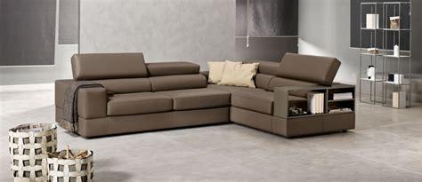divani friuli divano moderno in pelle con schienabile reclinabile
