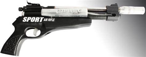 Bramasta Sniper Black jual senapan bramasta mini sport murah