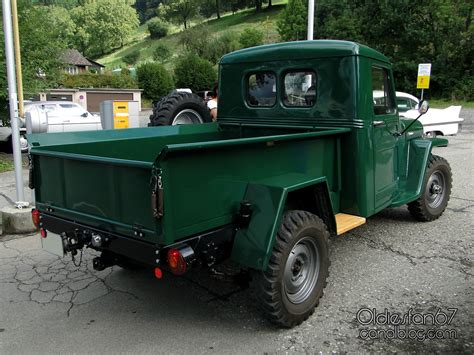 1962 Jeep Willys Truck Willys Overland Jeep Truck 1953 1962 Oldiesfan67