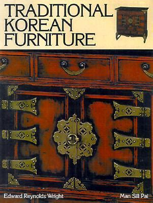 traditional korean furniture by man sill pai reviews discussion bookclubs lists