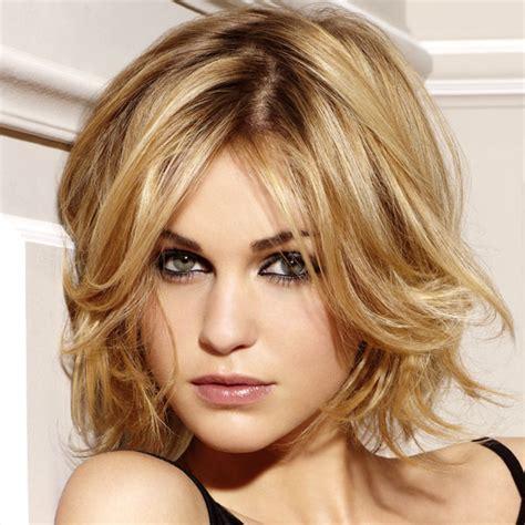 Coupe Cheveux Mi Femme Visage Rond by Modele Coiffure Mi Degrade Visage Rond