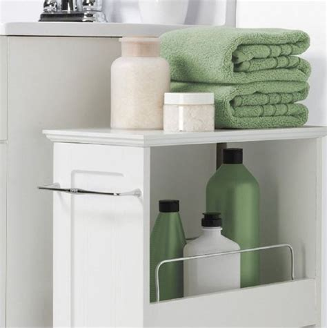 mobile bathroom bath cart rolling storage shelves bathroom organizer slim