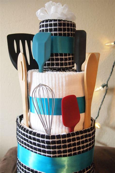 kitchen tea present ideas 2018 towel cake wedding shower atdisability