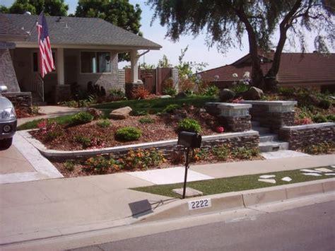 hardscape front yard front yard landscape hardscape makeover yelp