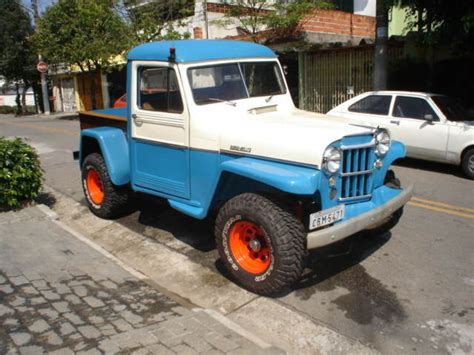 imagenes de pick up jeep willys pick up willys street