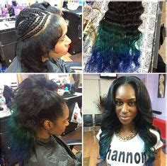 sew in weaves indianapolis nynystyles great sew in and that braid pattern is no joke