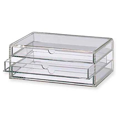 3 Drawer Acrylic Box by Muji Welcome To The Muji Store