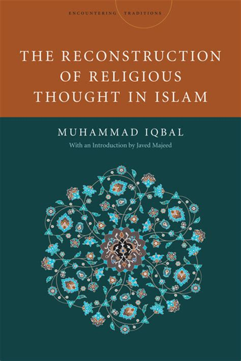 Islamic Thought An Introduction the reconstruction of religious thought in islam