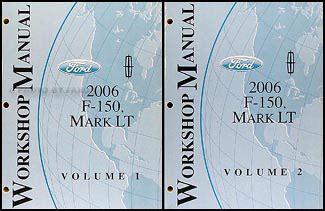 free online auto service manuals 2006 lincoln mark lt windshield wipe control 2006 ford f 150 lincoln mark lt repair shop manual 2 volume set original