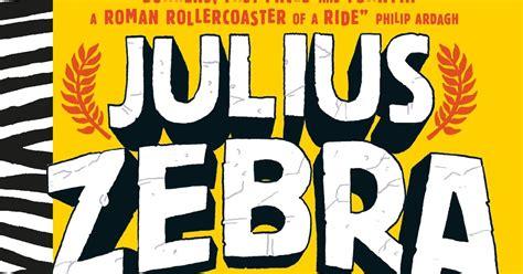 julius zebra rumble   romans  gary northfield  pp rl