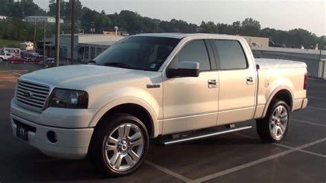 2008 ford f150 limited for sale 2008 ford f 150 limited no 703 of 5000