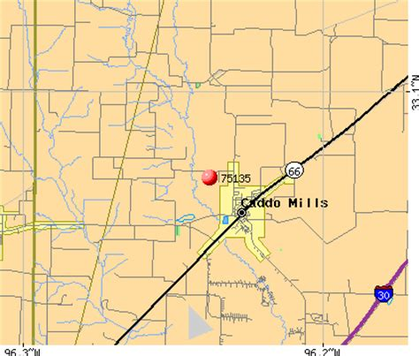 caddo texas map 75135 zip code caddo mills texas profile homes apartments schools population income