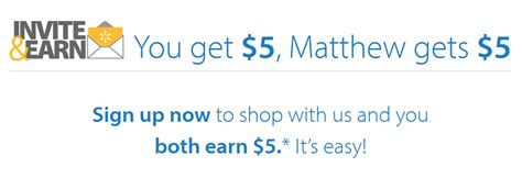 5 Walmart Gift Card - 5 free walmart credit