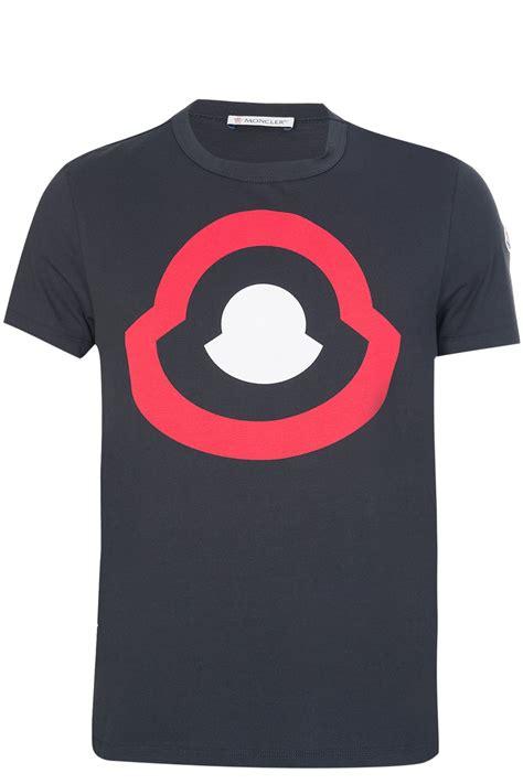 Sd 7142 Green moncler oversized logo t shirt black