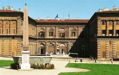 Palace Florence Italy Europe the pitti palace florence firenze italy