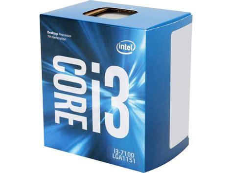 Procesor Intel I3 7100 Bok intel procesor i3 7100 box kaby lake mimovrste