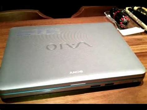 Harddisk Notebook Sony Vaio sony vaio vgn notebook s drive replace or remove