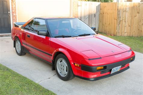 where to buy car manuals 1985 toyota mr2 electronic valve timing 1985 toyota mr2 for sale on bat auctions closed on march 30 2018 lot 8 829 bring a trailer