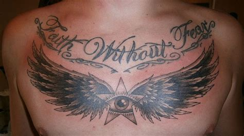 chest tattoo care wing chest tattoos for men with stars zestymag