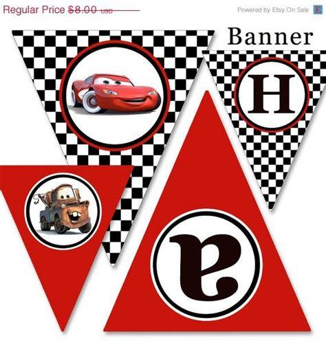 free printable disney banner 25 off sale digital disney cars cars2 printable birthday