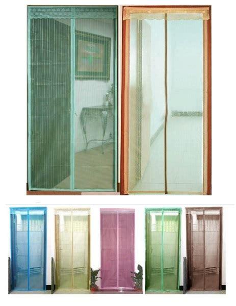 Gorden Nyamuk Jual Tirai Pintu Magnet Coor Curtain Gorden Anti Nyamuk