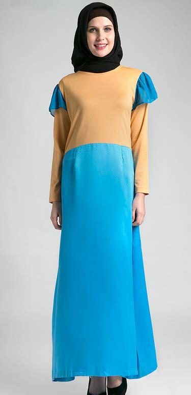 Baju Muslim Wanita R D D 033 by Gambar Model Baju Muslim Gamis Untuk Orang Gemuk