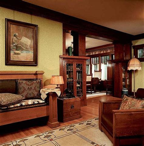 interior styles of homes home design and decor craftsman interior decorating