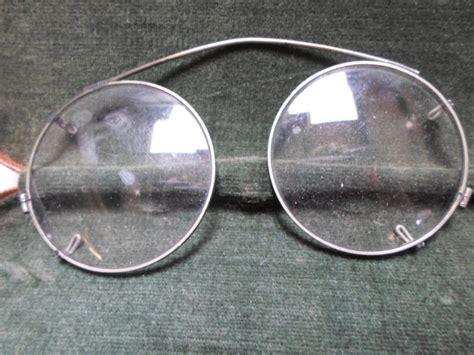 Rugged Prescription Glasses by Antique Eyeglasses Rugged 1800s By