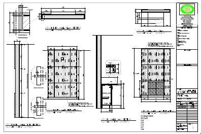 shop drawings cabinet furniture architectural millwork
